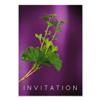 Cartão Ameixa orgânica das hortaliças do comensal do