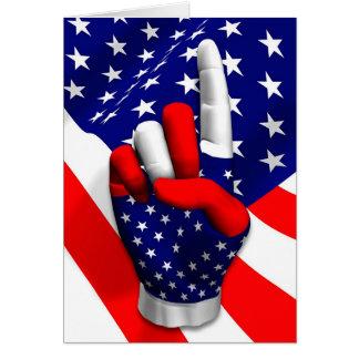 Cartão América número um
