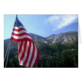 Cartão América o bonito