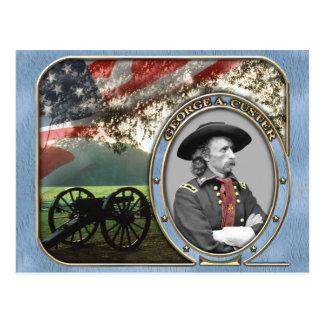 Cartão americano da guerra civil