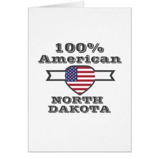 Cartão Americano de 100%, North Dakota