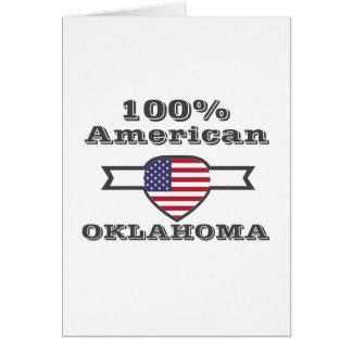 Cartão Americano de 100%, Oklahoma