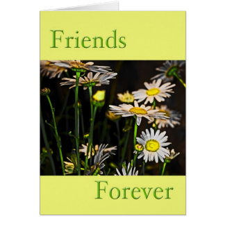 Cartão Amigos para sempre