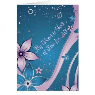 Cartão Amor