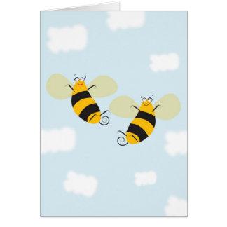 Cartão Amor Bugz