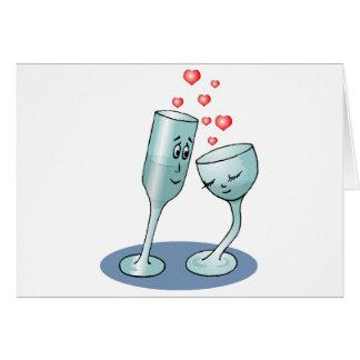 Cartão Amor (cálice)