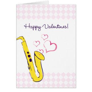 Cartão Amor musical
