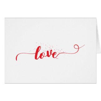 Cartão Amor-Namorados-Redemoinhos