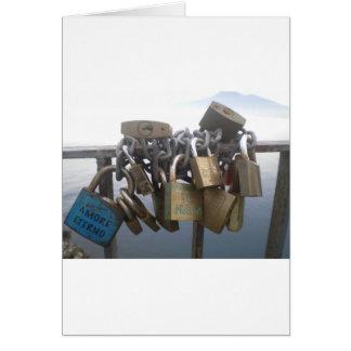 Cartão Amor para sempre