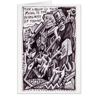Cartão Anarquista em grande