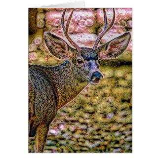 Cartão Animal29