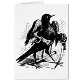Cartão Animal de Caim