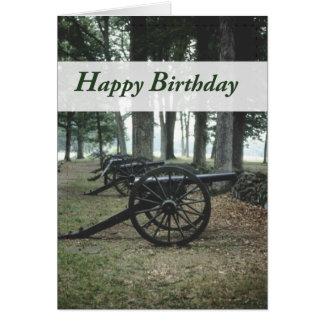 Cartão Aniversário da guerra civil de 2809 cânones