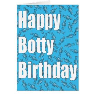 Cartão Aniversário de Botty