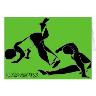 Cartão Aniversário dos parabens das artes marciais do