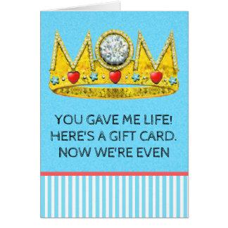 Cartão Aniversário engraçado