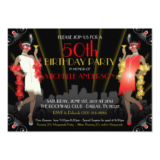 Cartão Aniversário Inivtation do carnaval do mascarada