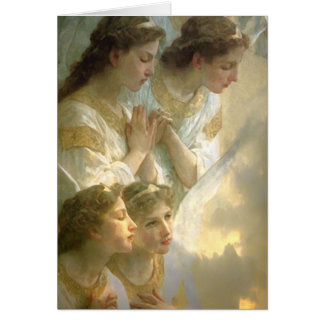 Cartão Anjo-da-guarda
