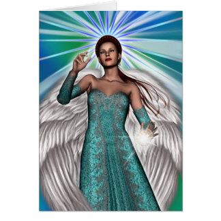 Cartão Anjo da luz