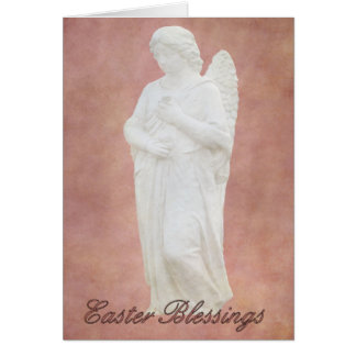 Cartão Anjo da páscoa