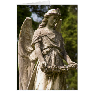 Cartão Anjo de Mary Annie