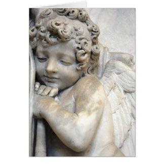 Cartão Anjo Venetian