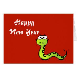 Cartão Ano chinês de Tet do vietnamita do ano novo do