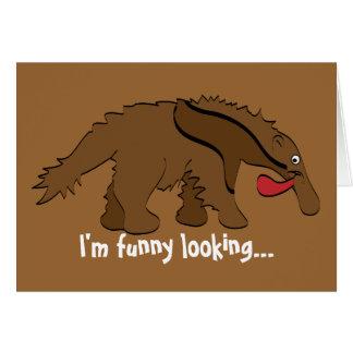 Cartão Anteater