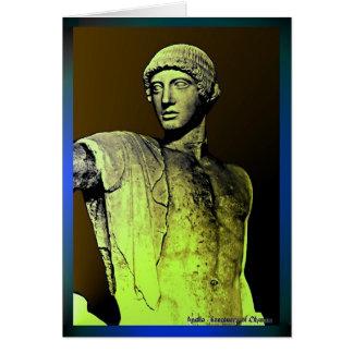 Cartão Apollo no mirrow