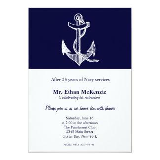 Cartão Aposentadoria do marinho