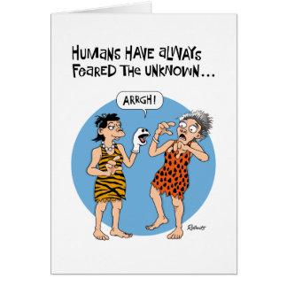 Cartão Aposentadoria engraçada