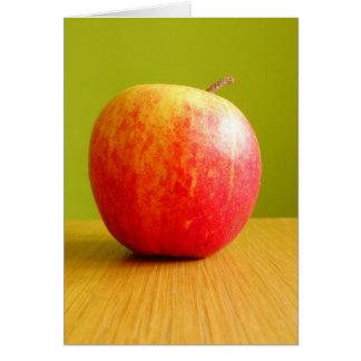 Cartão Apple carda