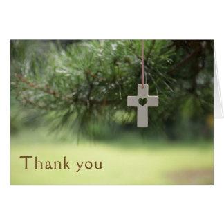 Cartão Apreciação do pastor