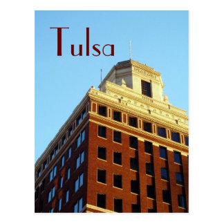 Cartão APROVADO de Tulsa