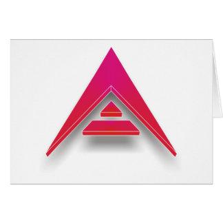 Cartão ARCA em 3D