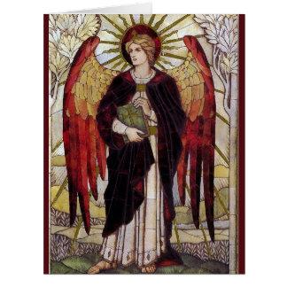 Cartão Arcanjo Uriel