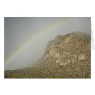 Cartão Arco-íris de Pusch Ridge