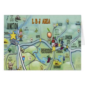 Cartão Área de LBJ