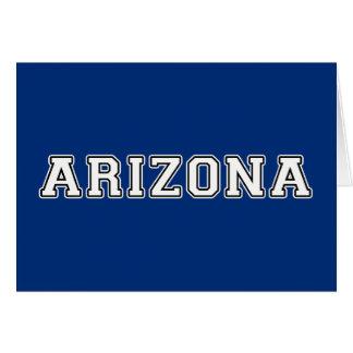 Cartão Arizona