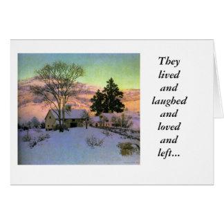 Cartão Arrebol da tarde, 1947, óleo em canvas, viveram e