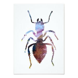 Cartão Arte da formiga