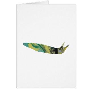 Cartão Arte do Slug
