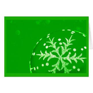 Cartão Arte-Natal 120 de Cartão-Feriado do cumprimento