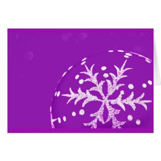 Cartão Arte-Natal 121 de Cartão-Feriado do cumprimento