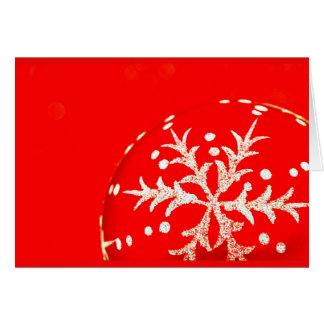 Cartão Arte-Natal 123 de Cartão-Feriado do cumprimento