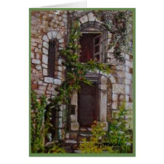 Cartão artístico (France)