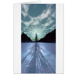Cartão Árvore de Natal Shadow1