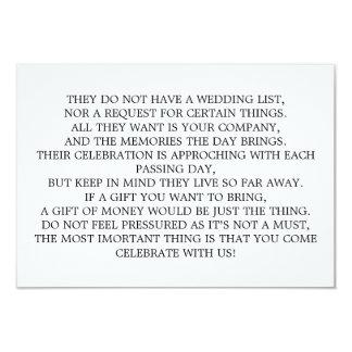 Cartão Árvore do dinheiro/desejo da inserção boa do
