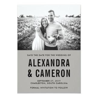 Cartão As cinzas e o preto corajosos do casamento  