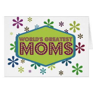Cartão As grandes mães do mundo